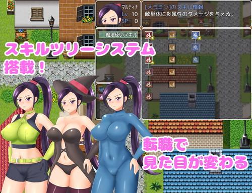 Dora Puff Quest (どらぱふクエスト)