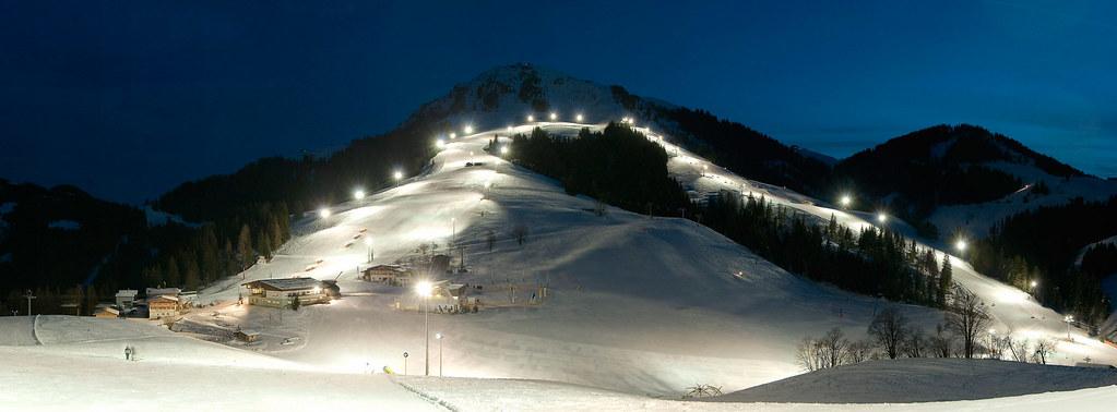 Večerní lyžování Rakousko– SkiWelt Wilder Kaiser Brixental