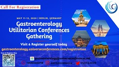 Reserve your slot for the GUCG2020Berlin Gastroenterology conference, Hepatology Conference Utilitarian conferences gathering