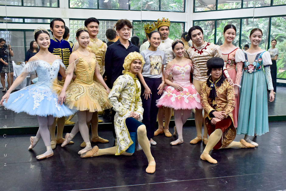 Ballet Manila's SLEEPING BEAUTY. Photo by Erickson Dela Cruz 06