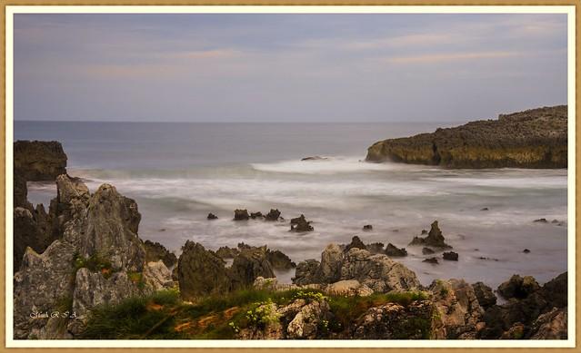 MI QUERIDA ESPAÑA  🇪🇸 Qué pasa cuando miras el mar. Que imán te atrae que no puedes dejar de mirarlo