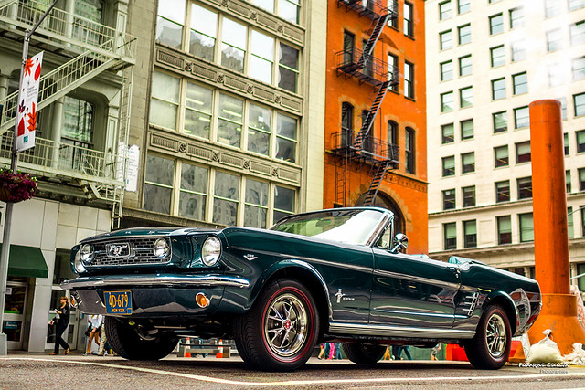 The New Yorkers - Ford Mustang 66