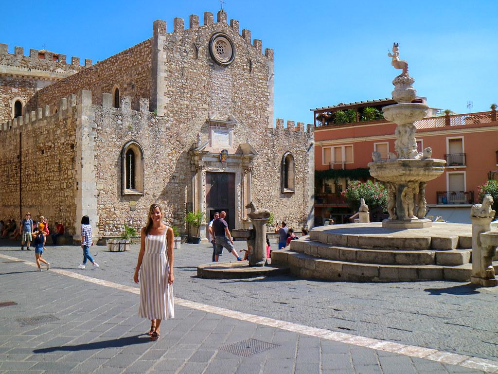 Duomo en Taormina