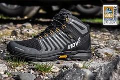 Speed hikingový model ROCLITE G 345 GTX získal ocenění nejlepší bota roku