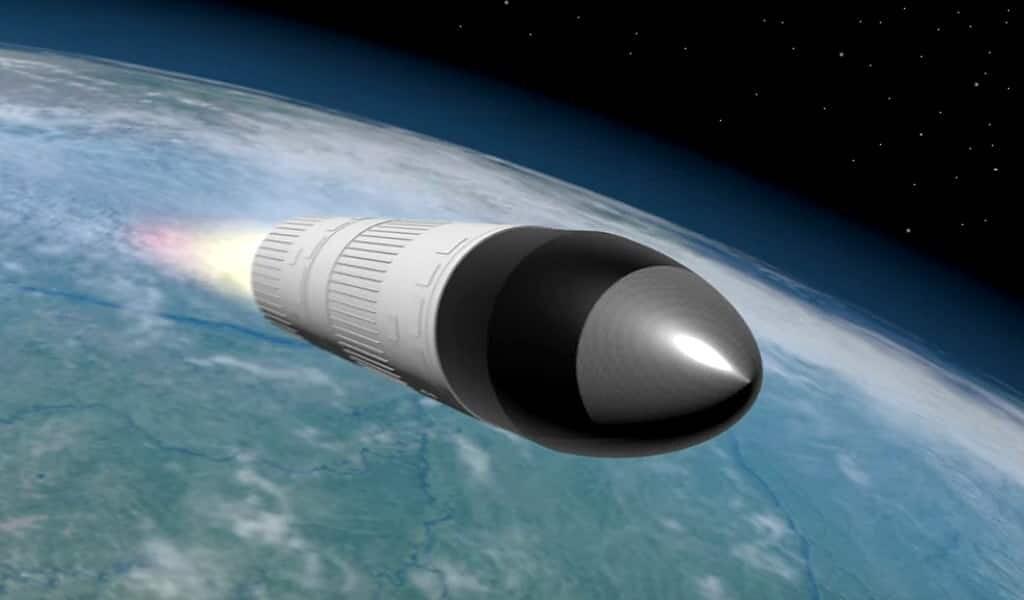 Regardez plusieurs pays déployer des armes hypersoniques