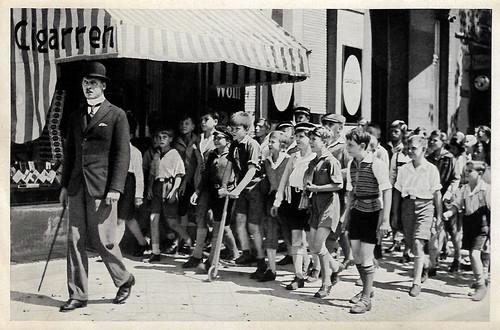 Fritz Rasp in Emil und die Detektive (1931)