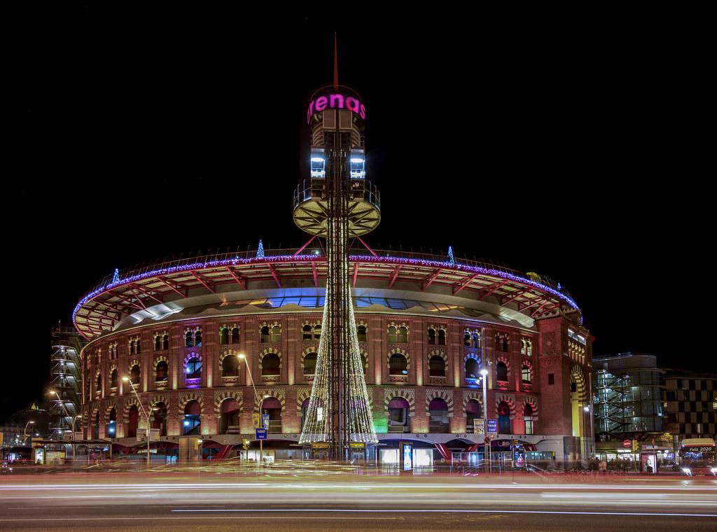 Plaza de las Arenas