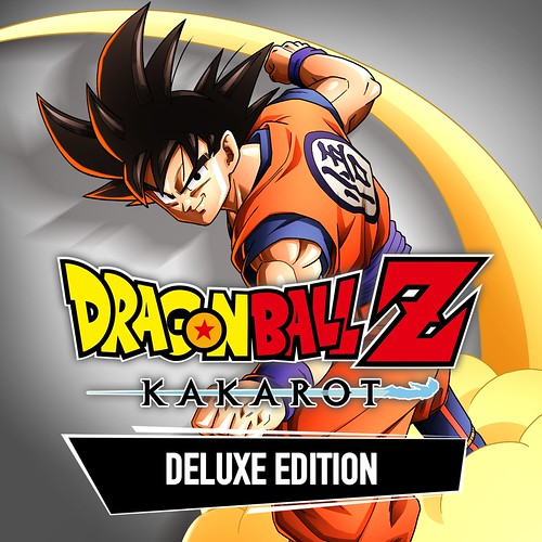 Thumbnail of DRAGON BALL Z: KAKAROT Deluxe Edition on PS4