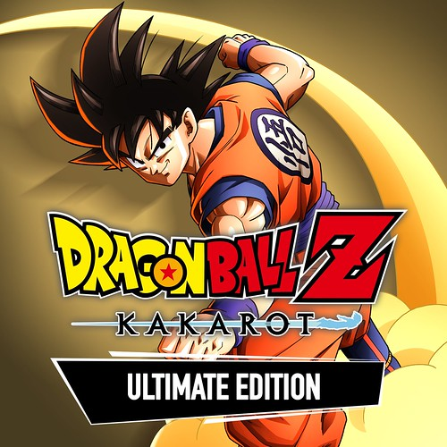 Thumbnail of DRAGON BALL Z: KAKAROT Ultimate Edition on PS4