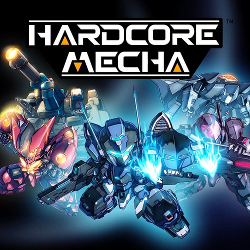 Thumbnail of HARDCORE MECHA on PS4