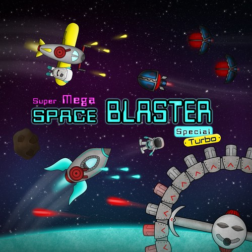 Thumbnail of Super Mega Space Blaster Special Turbo on PS4