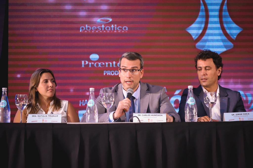"2020-01-10 PRENSA: Conferencia de Prensa ""Fútbol Internacional de Verano"""