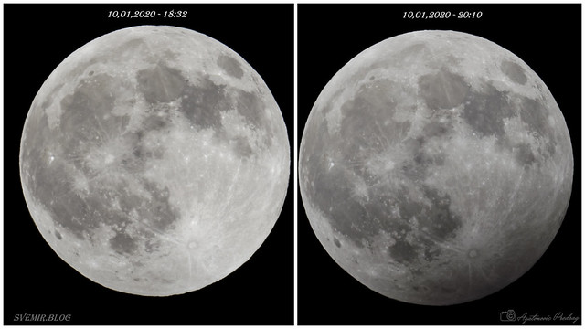 Mesec u zemljinoj senci