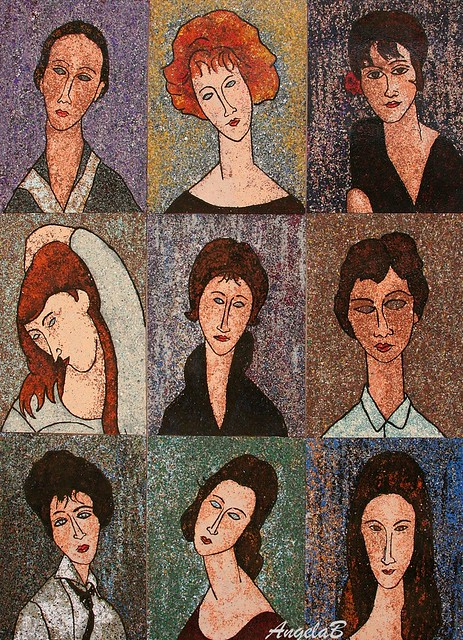 After Amedeo Modigliani N154