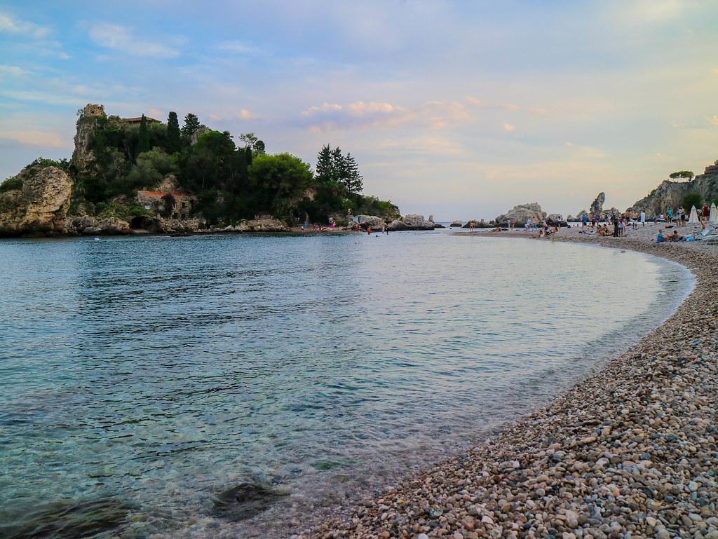 Playa de Isola Bella