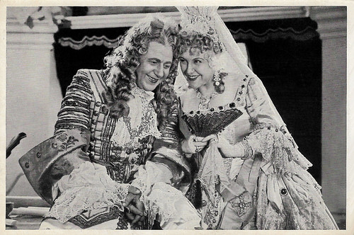 Paul Hörbiger and Ida Wüst in Des jungen Dessauers grosse Liebe (1933)
