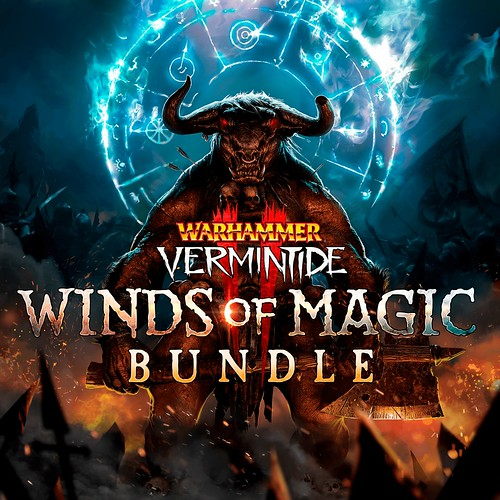 Thumbnail of Warhammer: Vermintide 2 - Winds of Magic Bundle on PS4