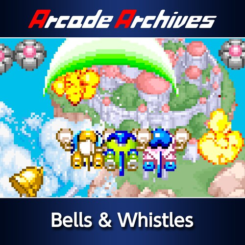 Thumbnail of Arcade Archives Bells & Whistles on PS4