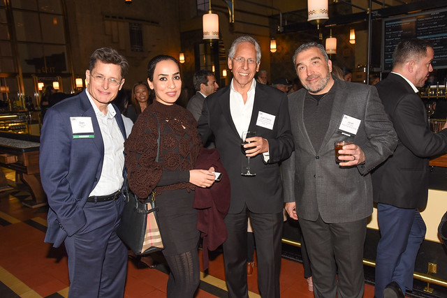 LAHQ - New Year's Mixer - January 9, 2020
