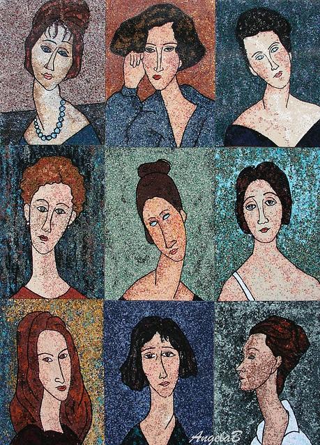 After Amedeo Modigliani N153