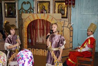 08.01.2020 | Благотворительная Рождественская елка в Демянске