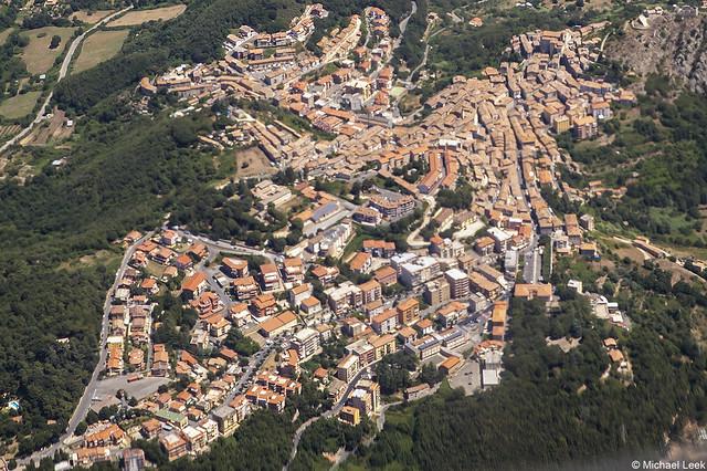 Tolfa; Lazio, Italy