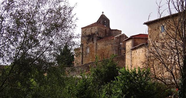 Escaño. Merindad de Castilla la Vieja. Burgos. España.