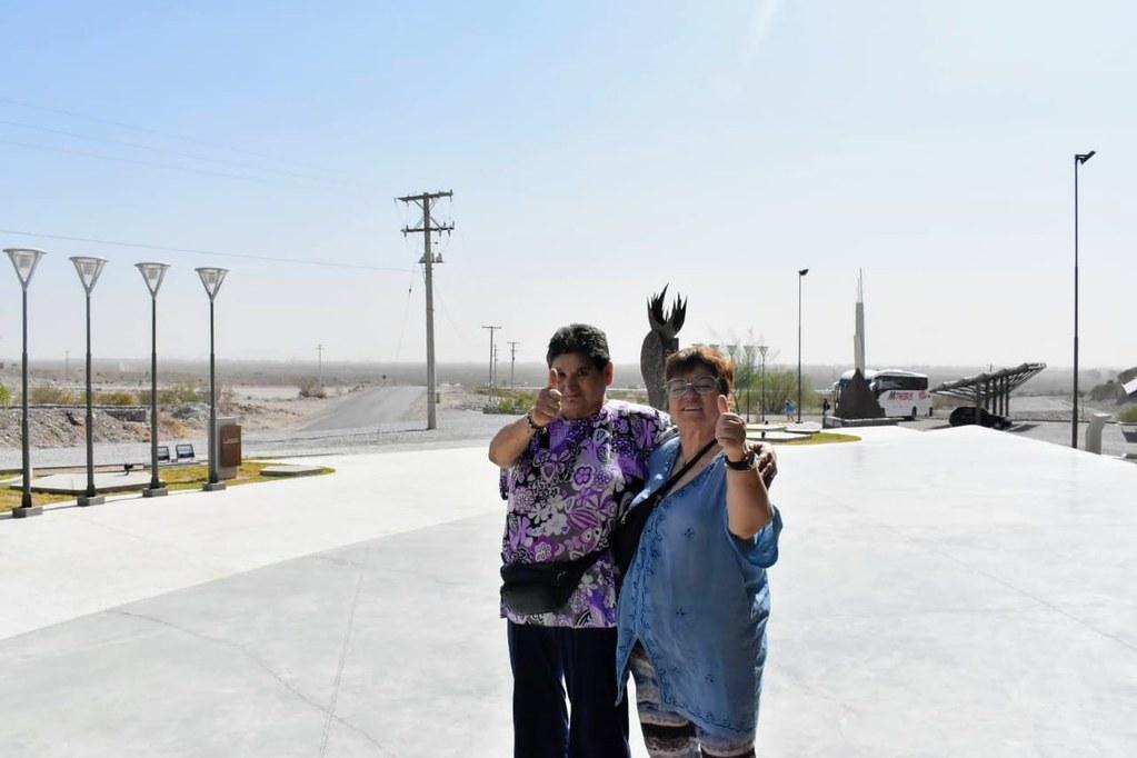 2020-01-10 DESARROLLO HUMANO: Colonia de Verano Hogar Eva Peron y visita Anchipurac