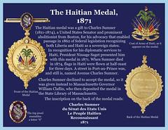 The Haitian Medal 1871