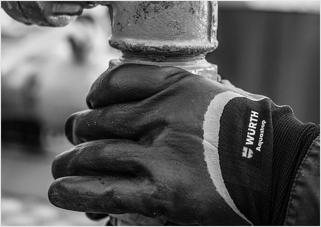 Arbejdende hænder - Working hands