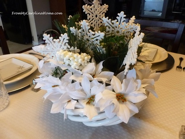 Winter White at FromMyCarolinaHome.com