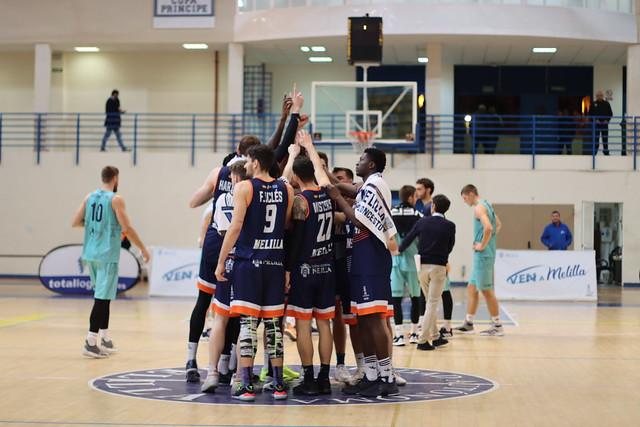 JORNADA 17 | Club Melilla Baloncesto vs Liberbank Oviedo Baloncesto (ORO 19/20)