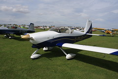 G-RVJO Vans RV-9A [PFA 320-13778] Sywell 300819