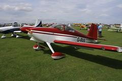 G-RVII Vans RV-7 [PFA 323-13576] Sywell 300819