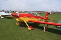 G-RVDB Vans RV-7 [PFA 323-14526] Sywell 300819