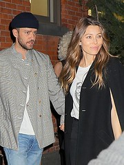 Justin Timberlake & Jessica Biel Caught on Cameras For the First Time Since the Fiasco of Alisha Wainwright