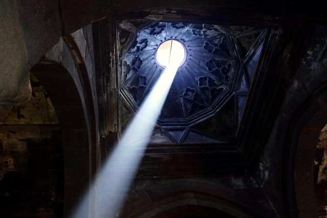 Haz de luz armenio