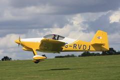 G-RVDJ Vans RV-6 [PFA 181-12938] Sywell 010919