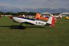 G-RVAL Vans RV-8 [PFA 303-13532] Sywell 310819
