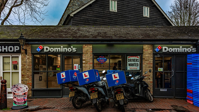 Learn While You Earn: Domino's Hertford