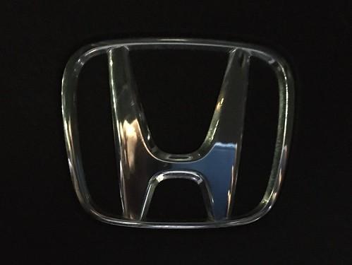 Heidi's Honda's horn