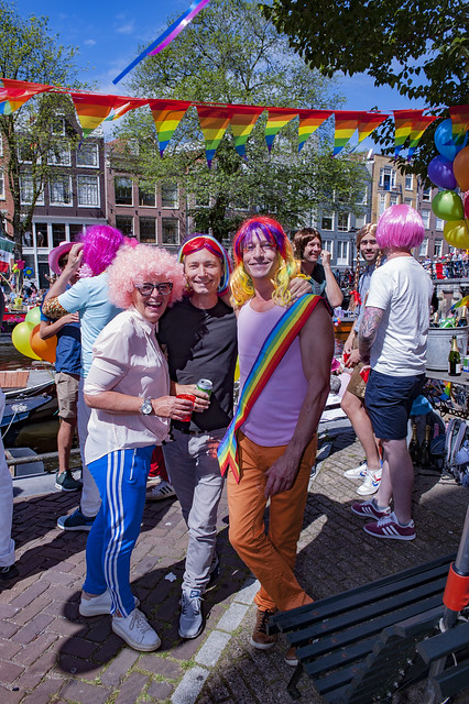 Canal Gay Parade Amsterdam. August 5, 2017. No.5014.jpg.