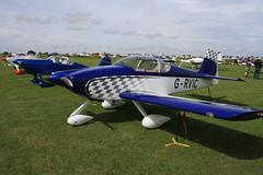 G-RVIC Vans RV-6A [PFA 181-12987] Sywell 300819