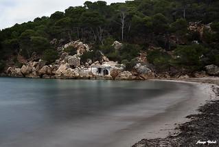 Platja des Bot , Ciutadella de Menorca