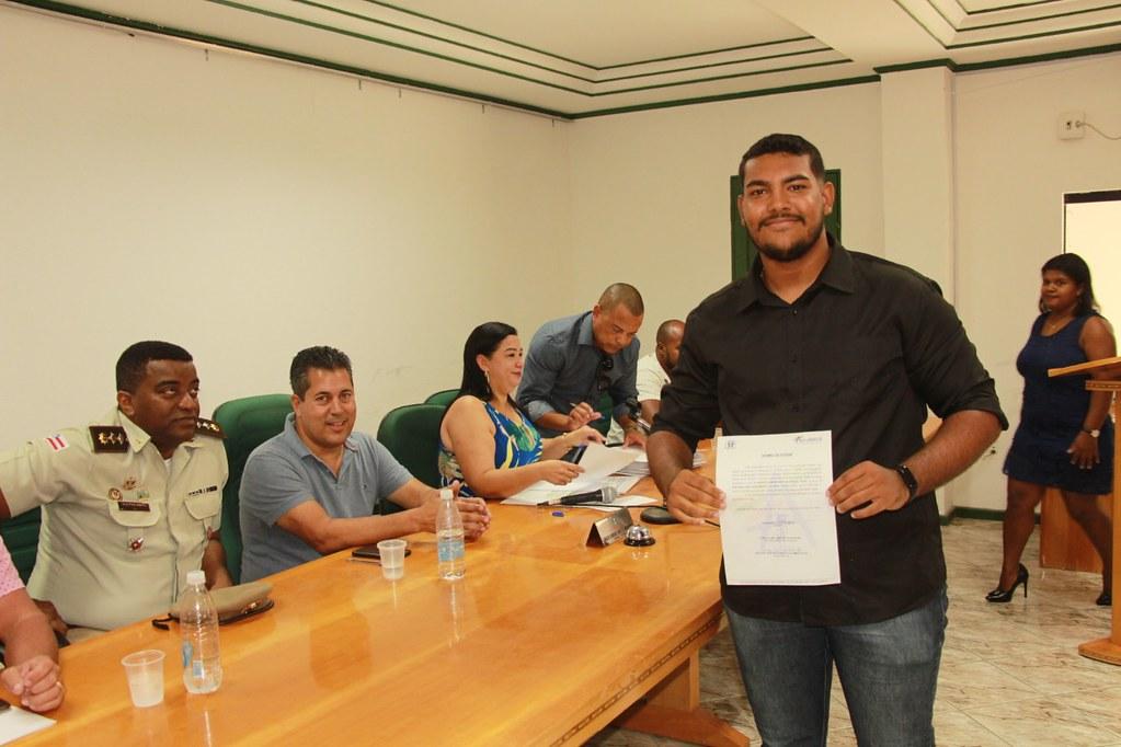 Cerimônia de posse dos candidatos no processo seletivo de Alcobaça (17)