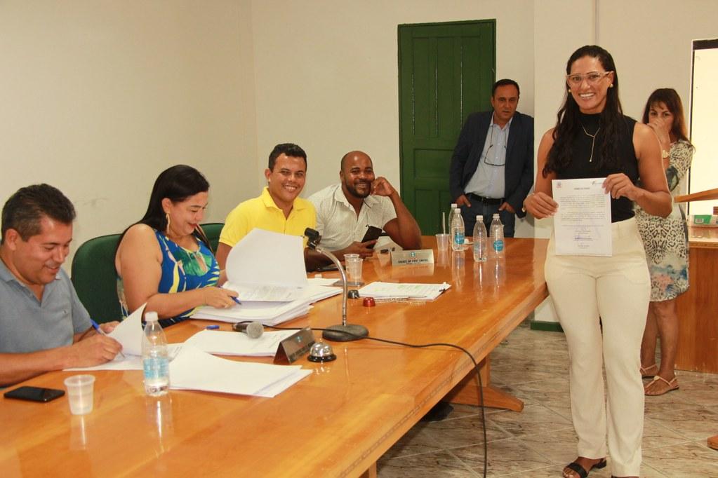 Cerimônia de posse dos candidatos no processo seletivo de Alcobaça (15)