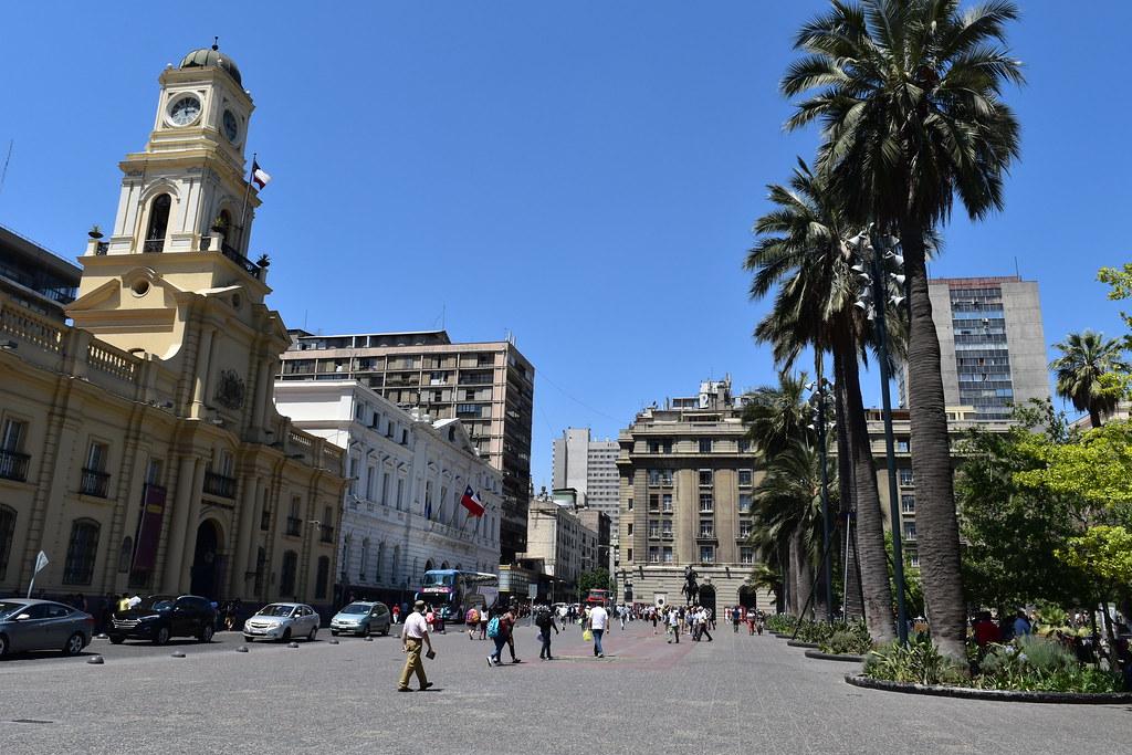 Día 1 - Santiago