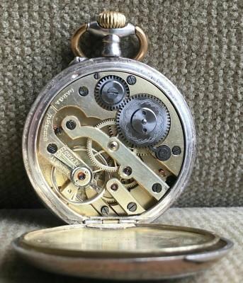 Emile Barre Larga pocket watch s-l1600g