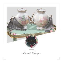 Dahlia - Sweet Escape - Teapots - Display image