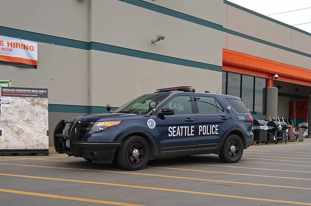Seattle, Washington (AJM NWPD)